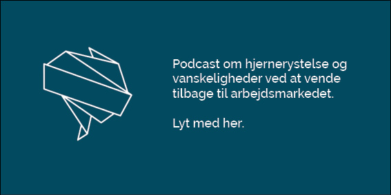 Podcast om hjernerystelse