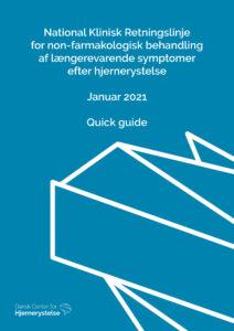 National Klinisk Retningslinje - quick guide