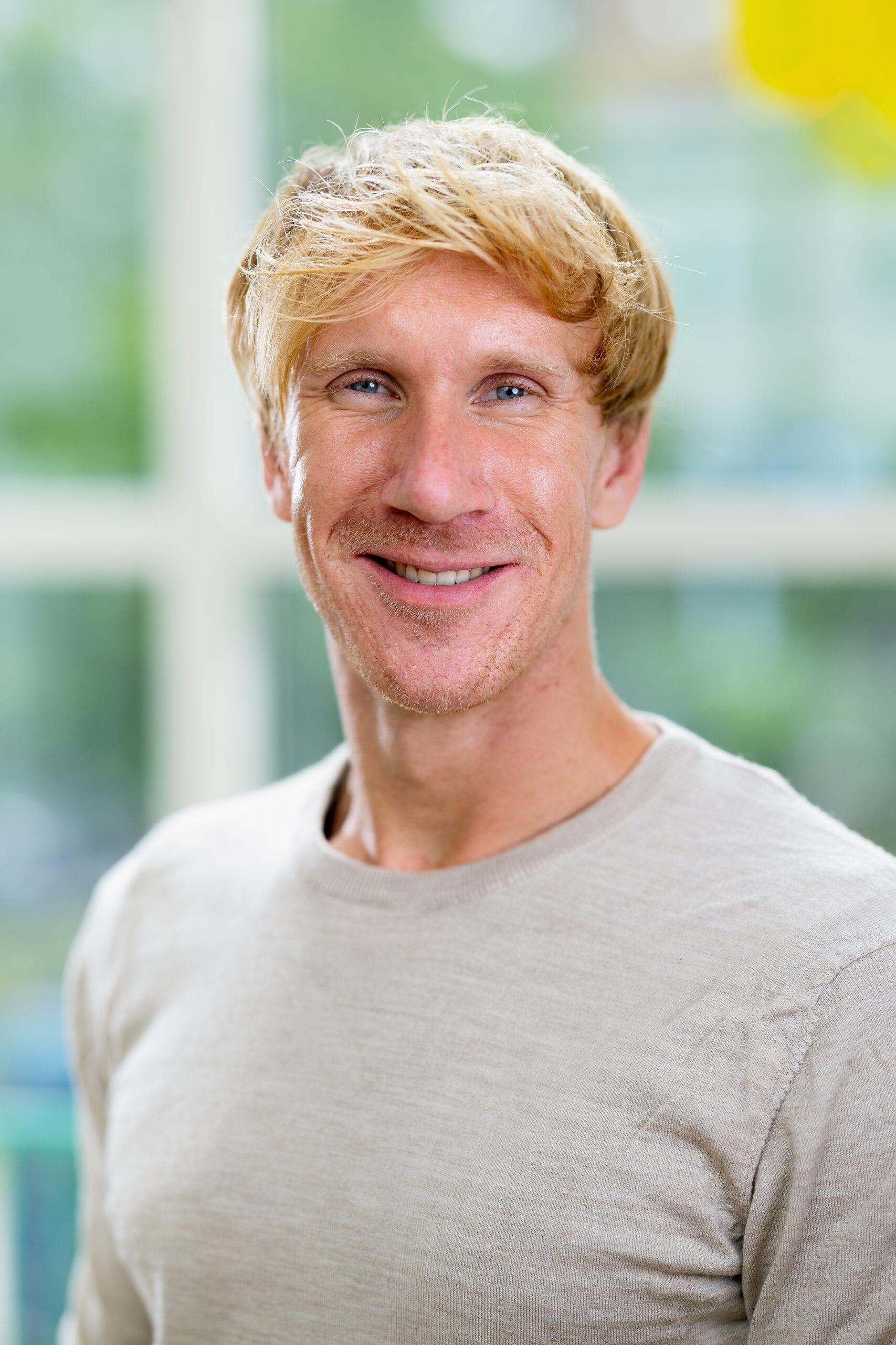 Alexander Sørensen medarbejder i Dansk Center for Hjernerystelse