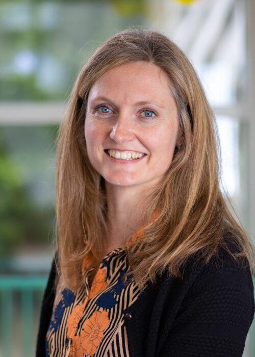 Kia Heiberg-Jørgensen medarbejder i Dansk Center for Hjernerystelse