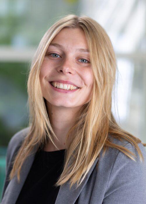 Nanna Svart studentermedhjælper i Dansk Center for hjernerystelse